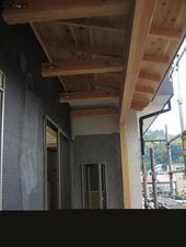 解放感ある増築工事が完成しました。