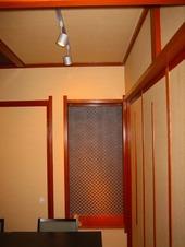 伊豆片瀬温泉の波打ち際にある旅館の食事処が完成しました