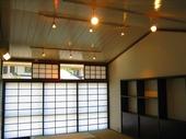 伊豆市修善寺にある借家の大規模修繕が完成しました