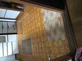 修禅寺にある湯川食堂様の看板取替工事