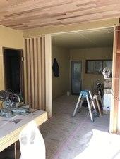伊東市の八幡野小学校近くの2世帯住宅リフォーム