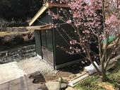 伊豆修善寺の農業用倉庫を新築