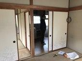 駿東郡長泉町のアパート改装工事